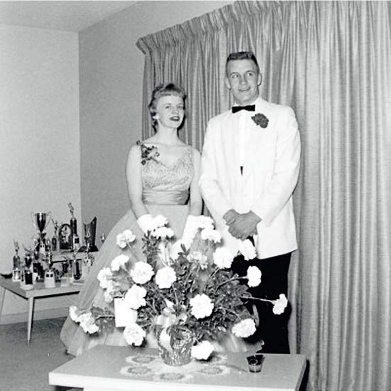 40 celebrity prom pictures ~ Dick Cheney