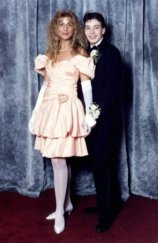 40 celebrity prom pictures ~ Jimmy Fallon