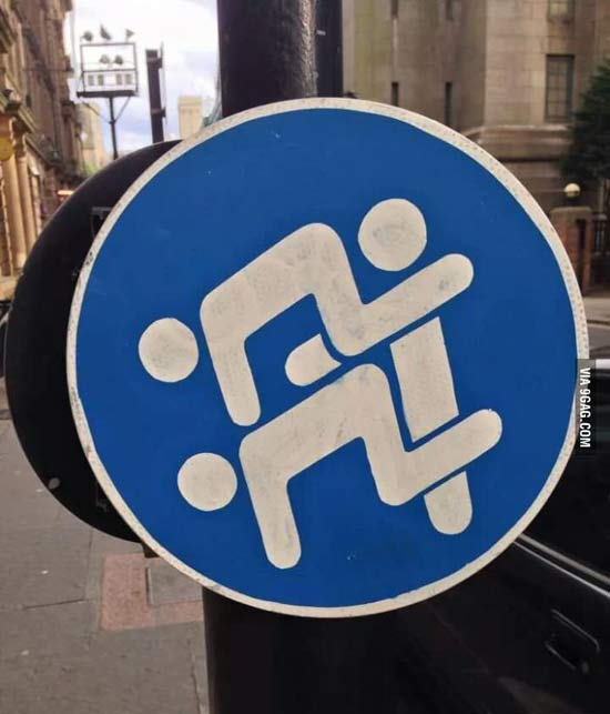 Please Obey Strangely Funny Signs From Around The World