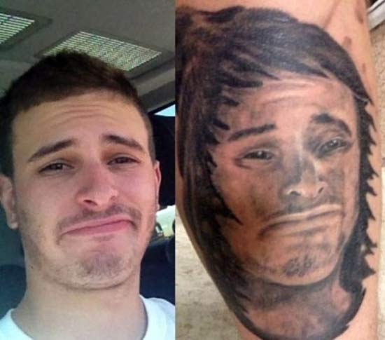 Nailed It! ~ 16 of the Worst Bad Tattoos