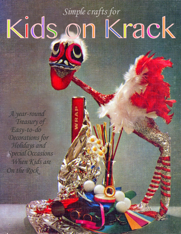 Crafts for Kids on Crack ~ Classic Inappropriate Bad Childrens Books