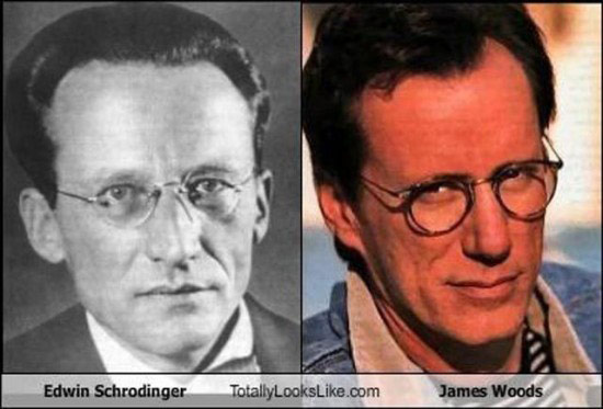 Celebrities that look like Historical Figures ~ James Woods
