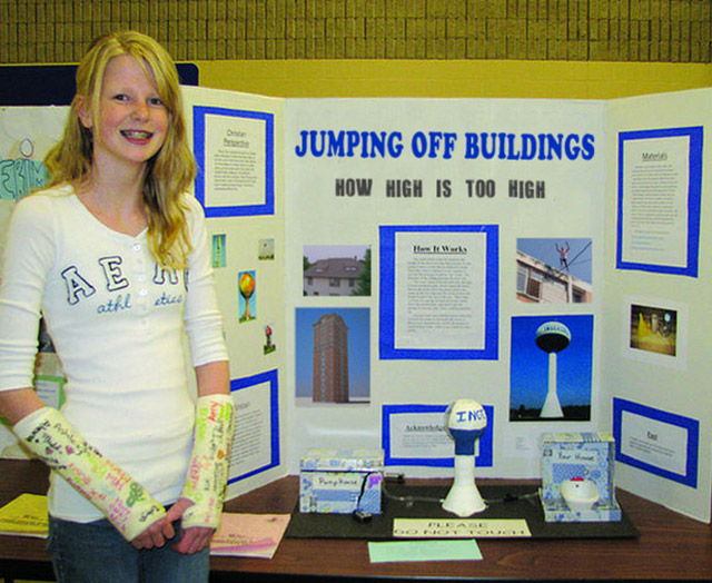 fair science funny projects win own right fun fairs