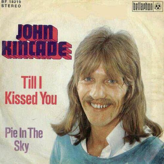 John Kincade Till I Kissed You ~ Funny, Creepy Bad Album Cover Art