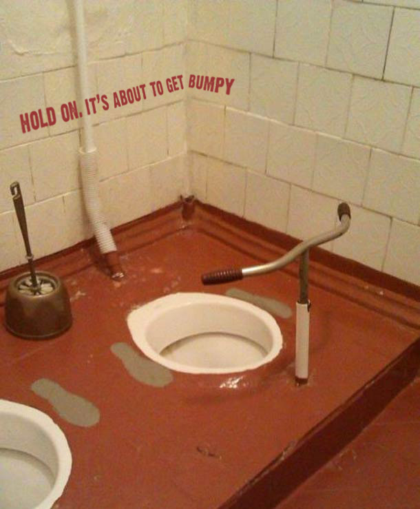 Funny memes turkish toilet hang on!