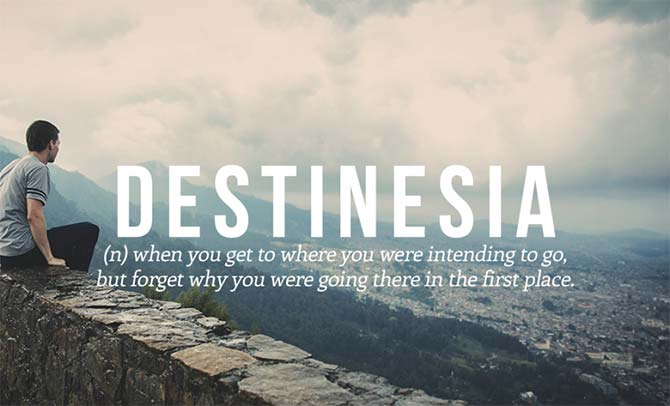 Brilliant New Words That Need To Be Added to the Dictionary: Destines