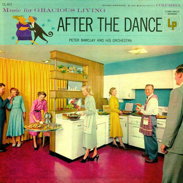 20 of the Worst Bad Album Covers~ Music for gracious living after the dance