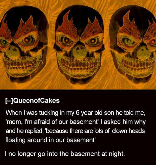 Those Darn Creepy Kids ~ 27 more of the creepiest things kids have said or say