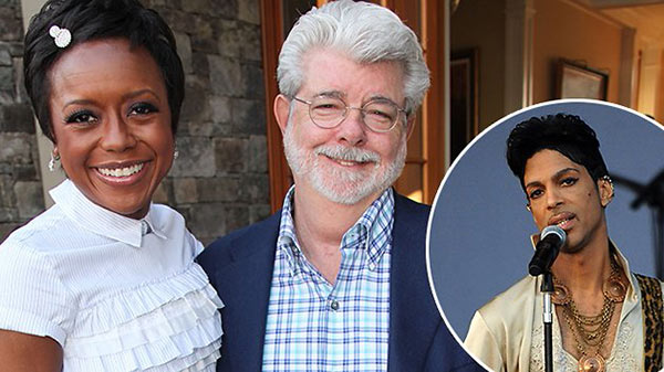 Shocking Facts You Didn't Know About Prince ~ He played at George Lucas's wedding