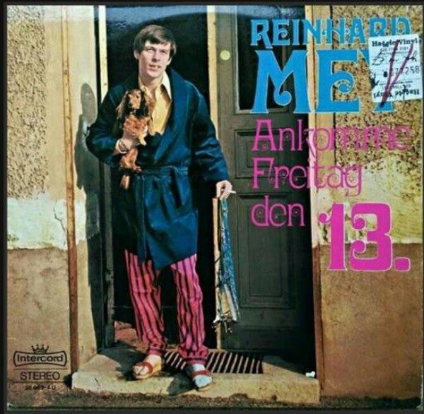 Reinhard Me den 13 ~ The Worst Bad Classic Album Cover Art