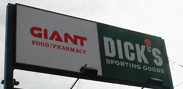 Unfortunate Ad Placements ~ giant dicks billboards