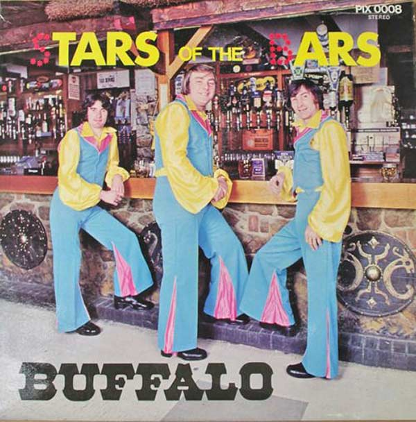 """Tars of the Bars"" by Buffalo ...Worst Album Covers Ever!"