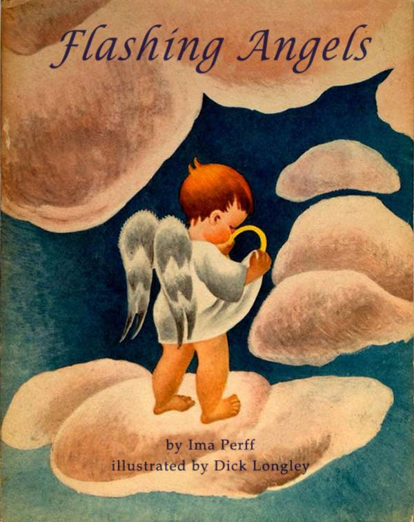 17 Inappropriate Classic Children's Books ~ Flashing Angels