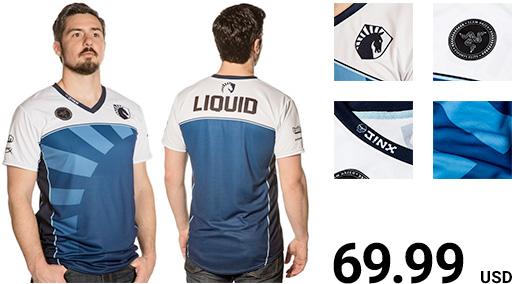 Team Liquid Spring 2016 Jersey Restock Team Liquid