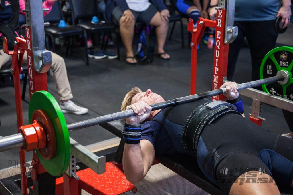 Girl Powerlifter of the Week: Gale Williams ~ Team Lis Smash