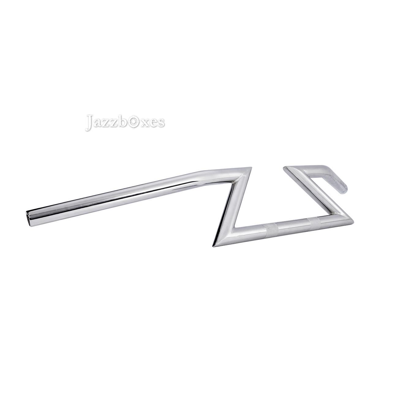 Chrome 7 8 22mm Z Bars Drag Bar For Yamaha V Star Xvs 250