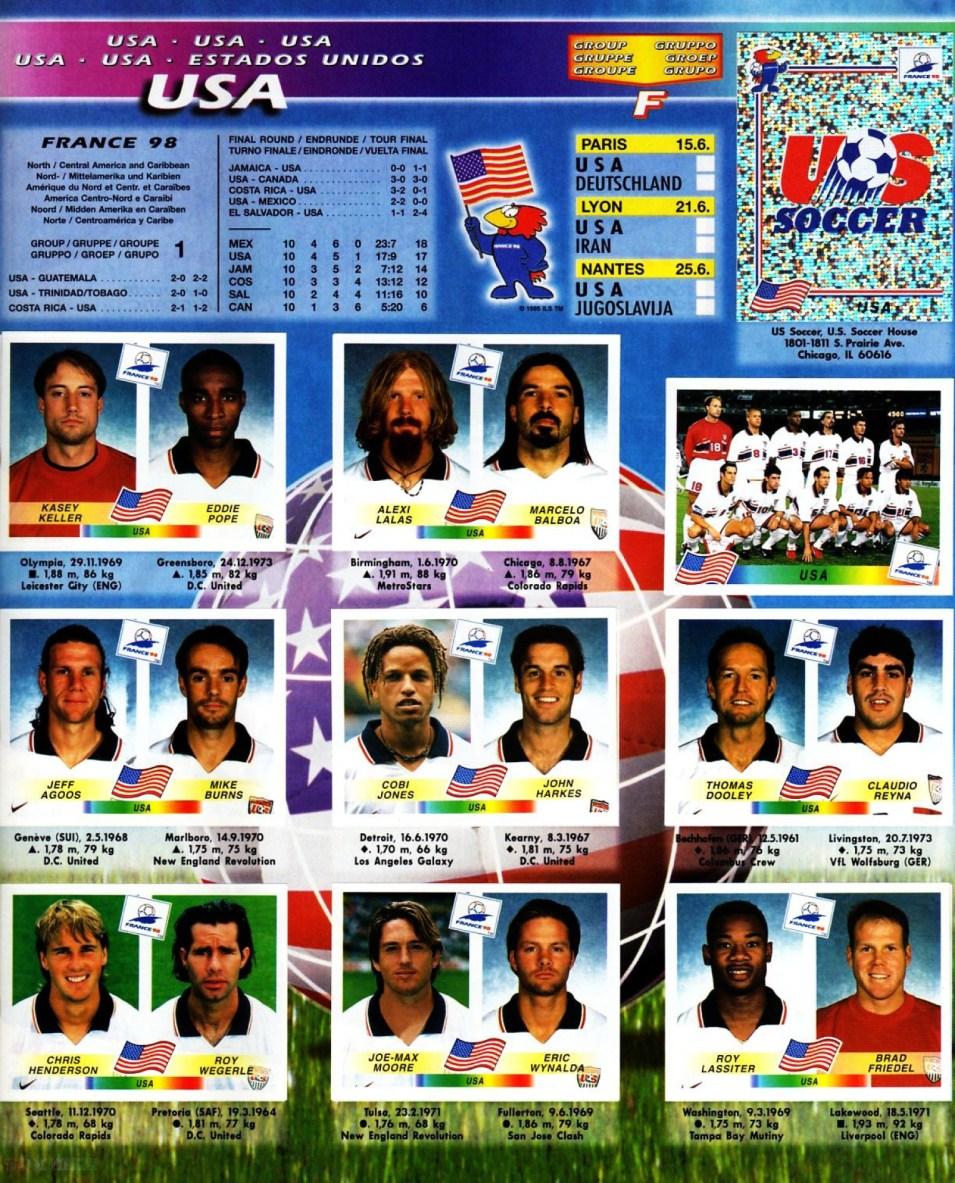 USA-WC1998