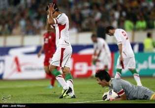 Thai keeper saves at the foot of Ghoochannejad