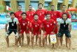 Continental Beach Soccer Tournament Ordos 2016