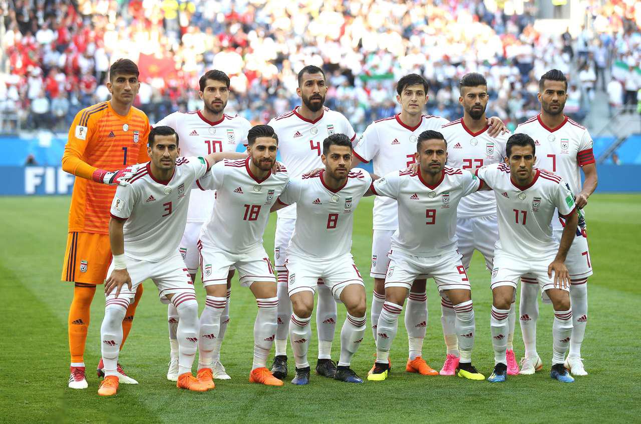 Iran regains top Asian team FIFA Ranking – TeamMelli 11cd9e6297461