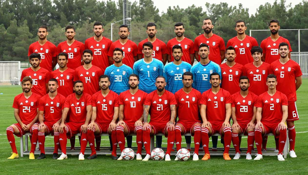 AFC Asian Cup 2015 - TeamMelli