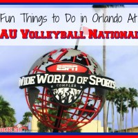 Fun Things to Do in Orlando During AAU Volleyball Nationals