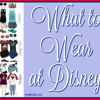 What to Wear at Disney