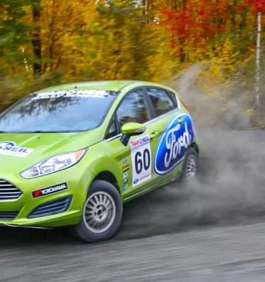 Ford fiesta rallycross rally racing drifting
