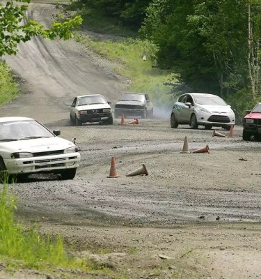 rallycross racing school mt washington rally driving