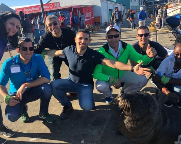 Corporate Team Building Challenge in Cape Town