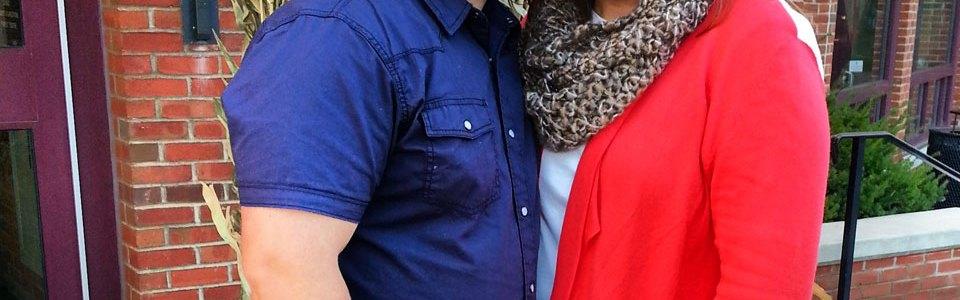 Ashley Hanks and Justyn