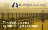 Web feature image for the Let Me Be Your Lungs campaign