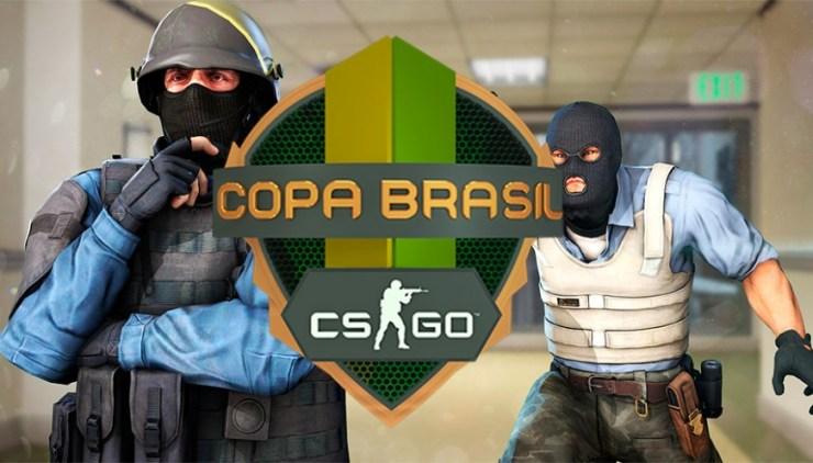 Resultado de imagem para copa do brasil csgo