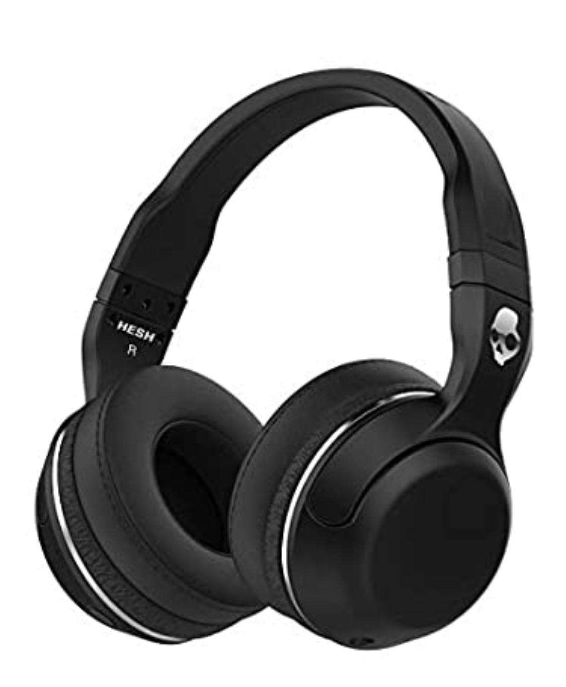 Sound quality of skullcandy Hesh2 wireless