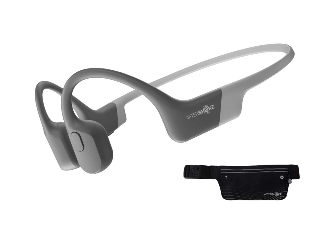 AfterShokz Aeropex Best bone Conduction Headphones