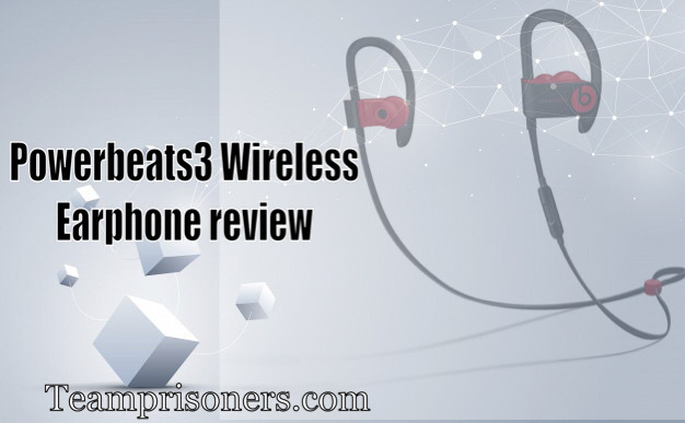Powerbeats3 wireless earphone review
