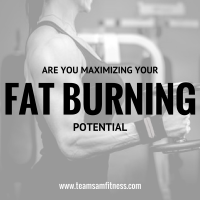 ARE YOU MAXIMIZING YOUR FAT BURNING POTENTIAL?