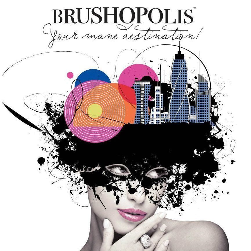 Brushopolis Logo