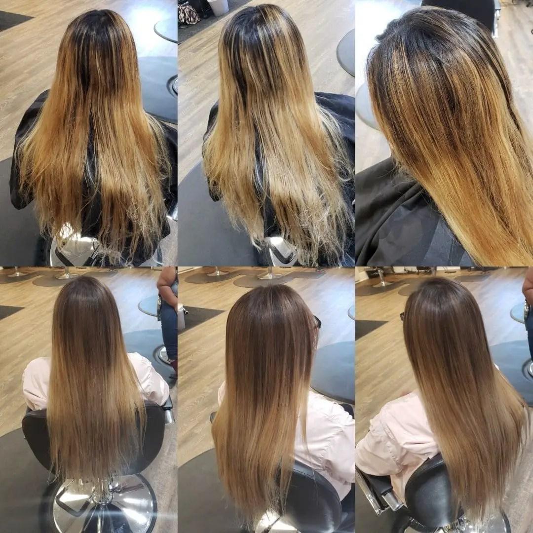 Bleach Gone Wrong How To Fix Orange Hair Team True Beauty