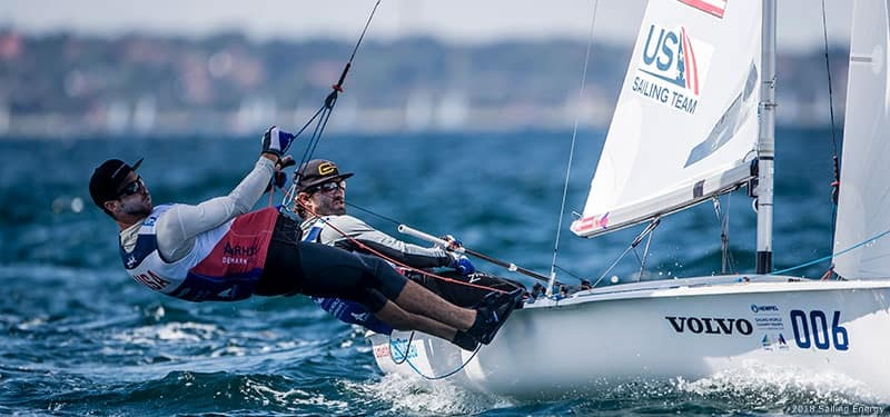 Sailing competitions at the 2020 summer olympics in tokyo are scheduled to take place from 25 july to 4 august 2021 at the enoshima yacht ha. US Sailing Earns Olympic Quota Spots In Laser, Laser ...
