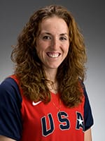 Monica Abbott Usa Softball Team Usa