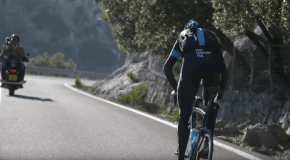 How to Climb a mountain with Chris Froome & Team SKY