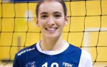 10.08.19 TeamVolley #youngpower Sara