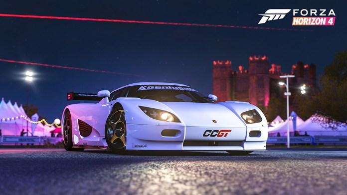 Today S Forza Horizon 4 Update Adds 8 Million Bugatti Team Vvv