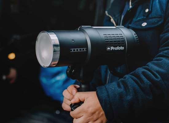 profoto portable lighting kits