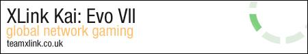 Xlink Kai: EVO 7 - global network gaming - teamxlink.co.uk