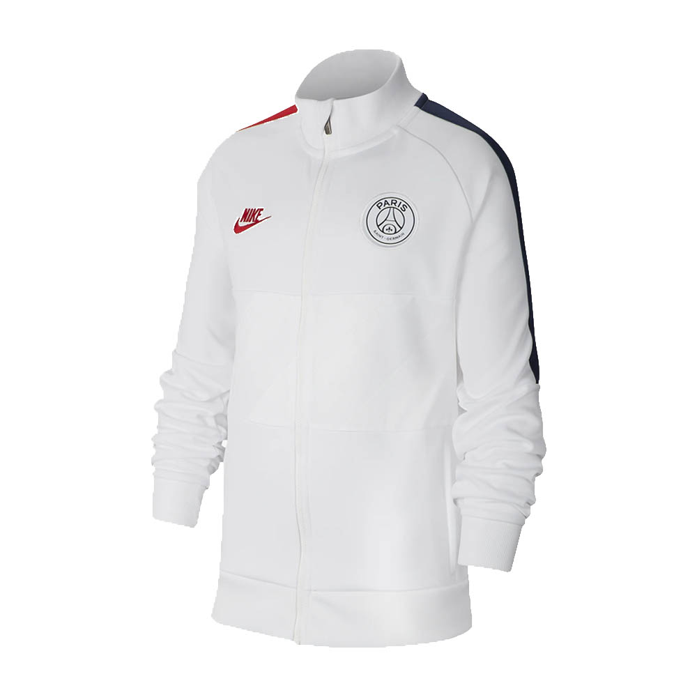 psg 2019 2020 i96 jacket white kids
