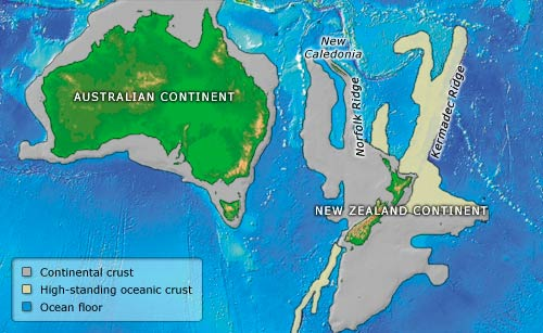 Image result for zealandia underwater