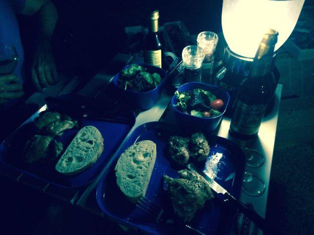 An Elegant Repast