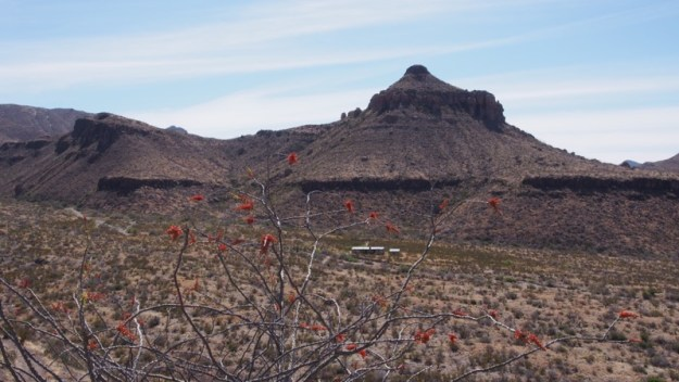 photo of Homer Wilson Ranch on the Ross Maxwell Scenic Drive, Big Bend